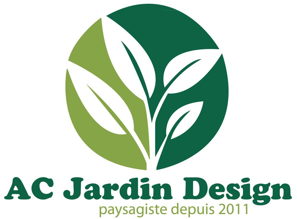 AC Jardin Design logo